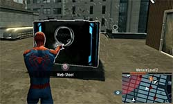 Amazing Spider-Man 2 game - Oscorp box