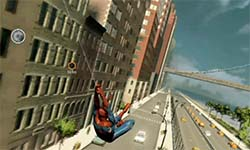 Amazing Spider-Man 2 game - defying gravity
