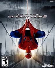 Amazing Spider-Man 2 - boxart