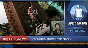 Amazing Spider-Man 2 game - side mission outro
