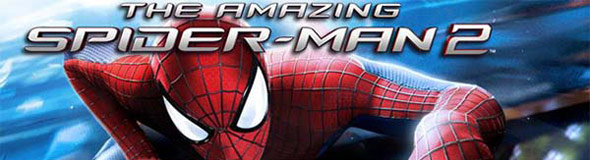 Amazing Spider-Man 2 game - title