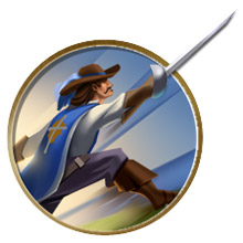 Civilization V - French Musketeer
