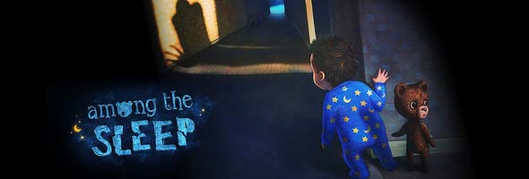 Among the Sleep - title