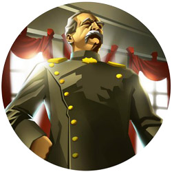 Civilization V - Otto von Bismarck of Germany