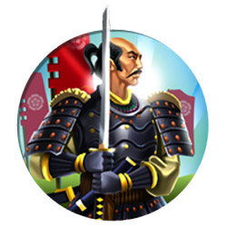 Civilization V - Oda Nobunaga, Leader of the Japanese Civilization