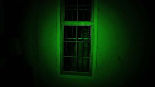 P.T. - window ghost