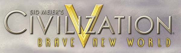 Civilization V: Brave New World - title