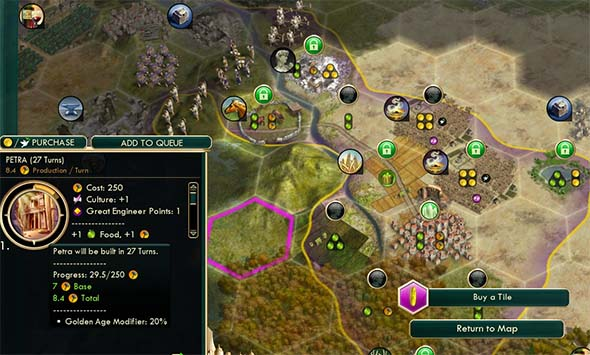 Civilization V - no marble bonus in Antium