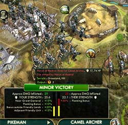 Civilization V - Camel Archer is not weak to Pikes