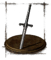 Dark Souls - Sunlight Straightsword