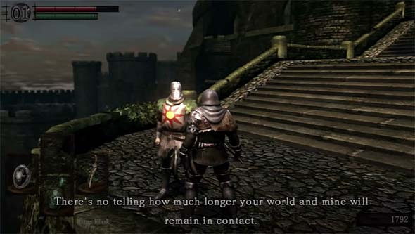 Dark Souls - Solaire's world