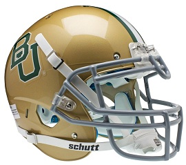 Baylor university - football helmet