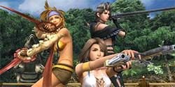 Final Fantasy X-2 - Yuna, Rikku, and Paine