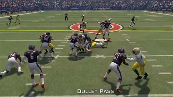 Madden NFL 16 - play call recap