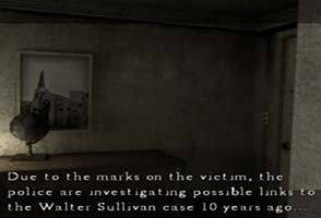 Silent Hill 4 the Room - 10 year old Sullivan case