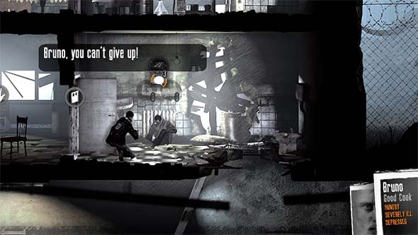 This War of Mine - consolation
