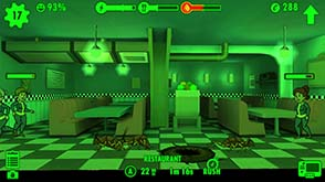 Fallout Shelter - radroaches