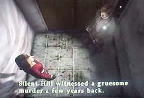 Silent Hill 2 - Trick or Treat murders