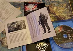 The Witcher III: Wild Hunt - package