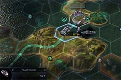 Civilization Beyond Earth: Rising Tide - amphibious convoys