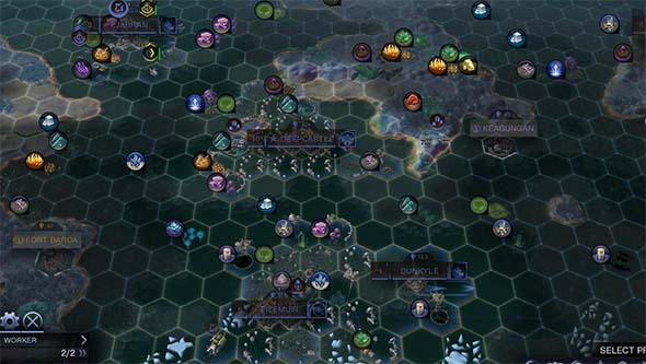 Civilization Beyond Earth: Rising Tide - aquatic civilization
