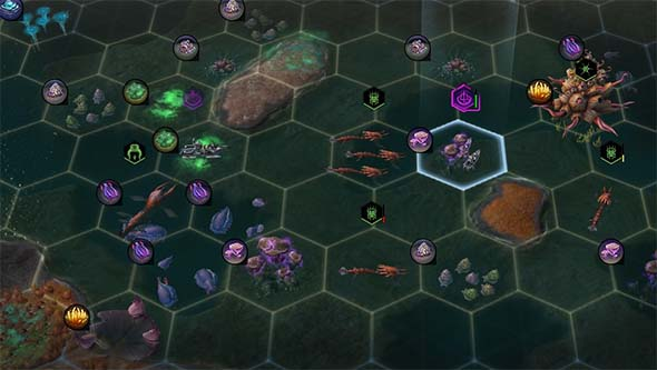 Civilization Beyond Earth: Rising Tide - marine life