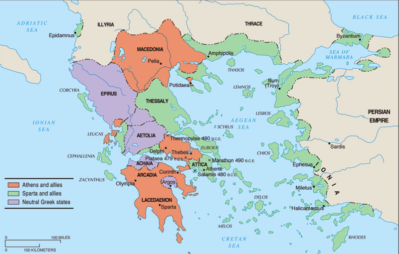 the way of life in greek city states in ancient greece Why did greece develop city-states one major reason why ancient greece was dominated by small city-states and of city-states was the greek.