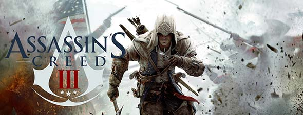 Assassin's Creed III - title