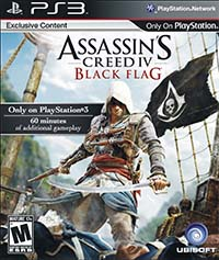 Assassin's Creed IV: Black Flag - box art