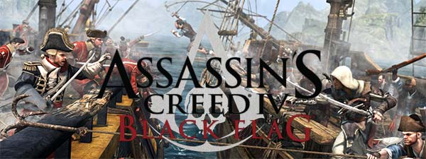 Assassin's Creed IV: Black Flag - title