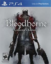 Bloodborne - box art
