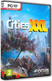 Cities XXL - box art