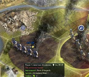 Civilization V - Minuteman golden age