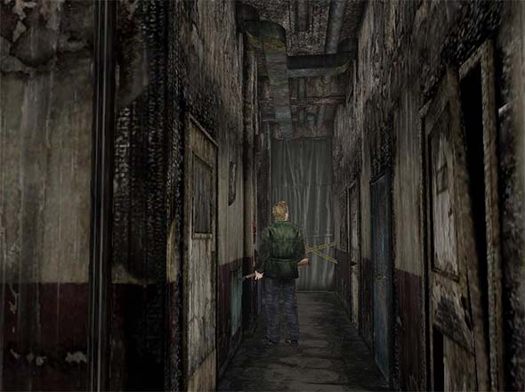 Silent Hill 2 - Room 312