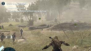 Assassin's Creed III - Breed's Hill (Bunker Hill) battlefield
