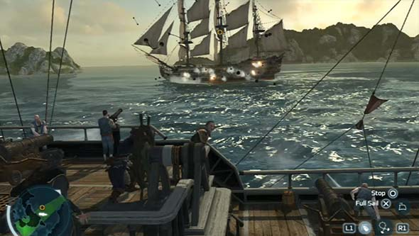 Assassin's Creed III - sailing side quests