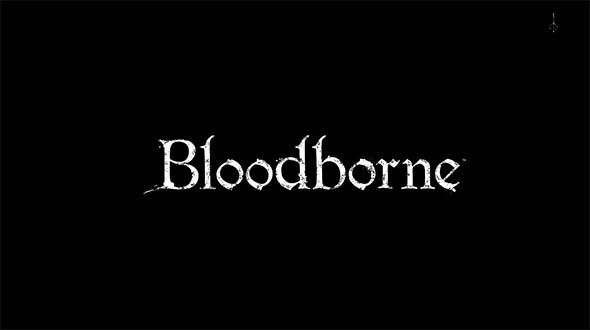 Bloodborne - loading screen
