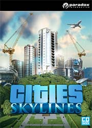 Cities: Skylines - box art