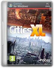 Cities XL - box art