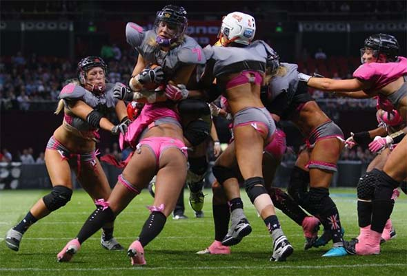 Lingerie Football Games 70