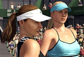 Smash Court Tennis 3 - Maria Sharapova