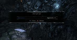 Bloodborne - Nightmare of Mensis attrition