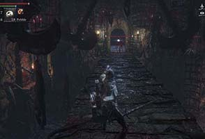 Bloodborne - Chalice dungeon ladder trap