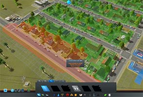 Cities Skylines - upgrading roads destroys adjacent buildings