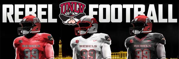 UNLV football - 2015 uniforms
