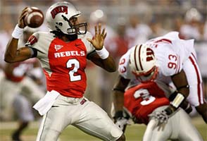 UNLV football - 2009 home uniform