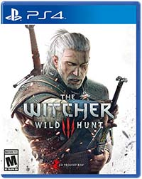 Witcher 3: Wild Hunt - box art