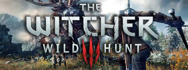 Witcher 3: Wild Hunt - title