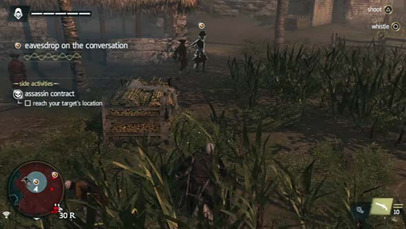 Assassin's Creed IV: Black Flag - plantation raid