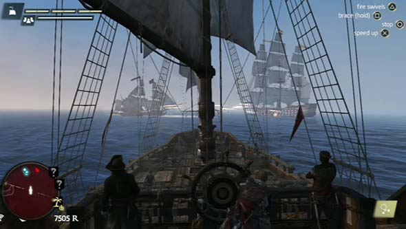 Assassin's Creed IV: Black Flag - jungle mission